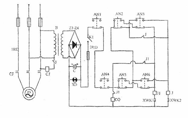 AN1-AN6.  3. Электрическая принципиальная схема.  C: Электролитический...